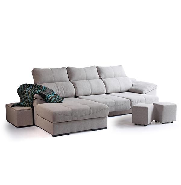 sof par s chaise longue la valenziana. Black Bedroom Furniture Sets. Home Design Ideas